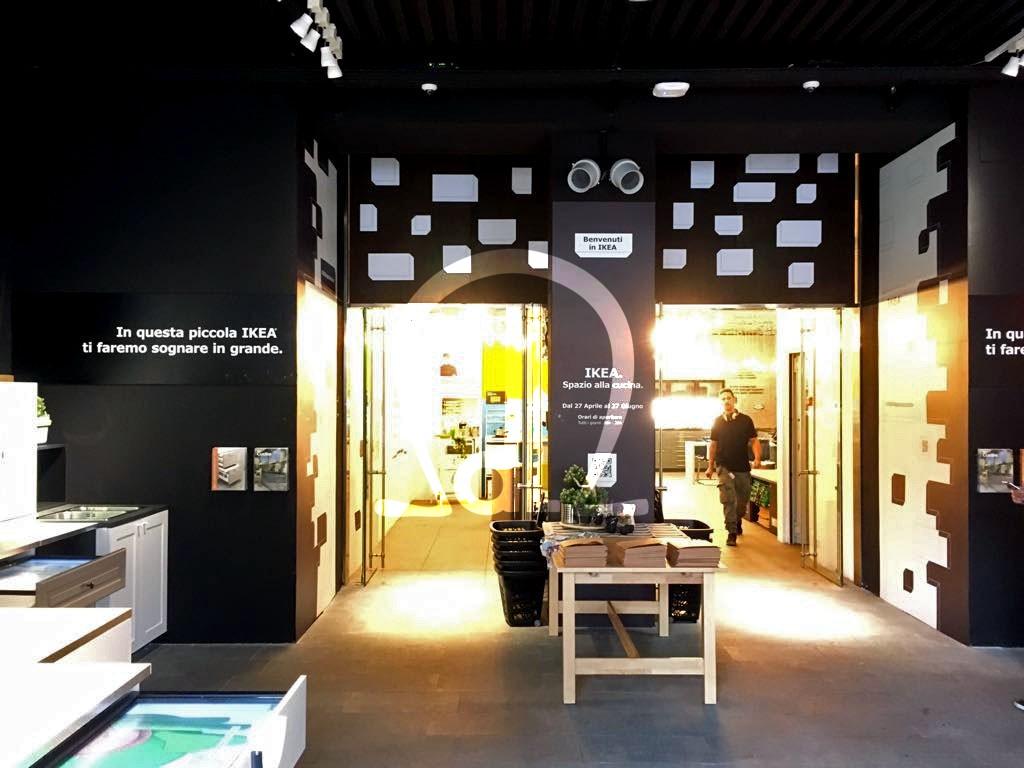 Apertura Nuovo Pop Up Point Ikea Roma Dielle Impianti
